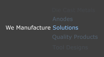 We Manufacture Solutions